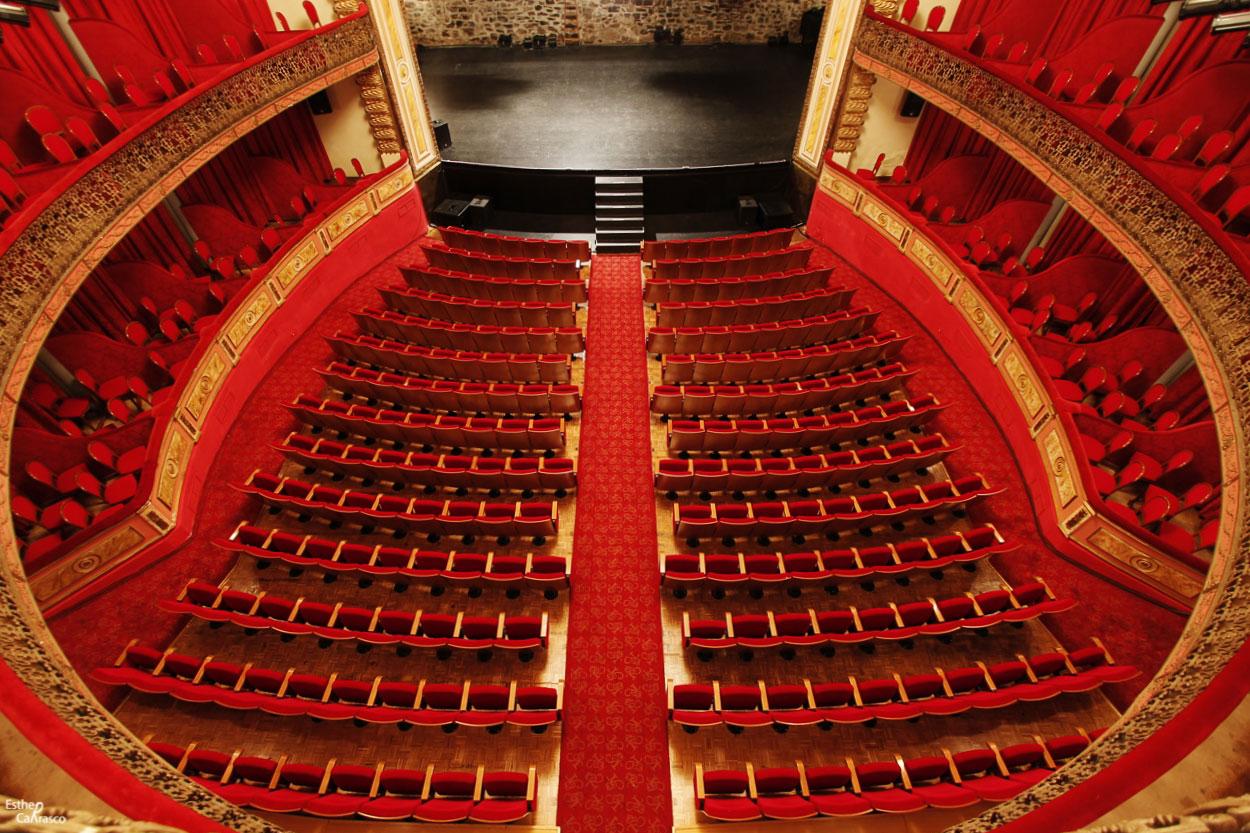 Resultado de imagen para fotos del teatro