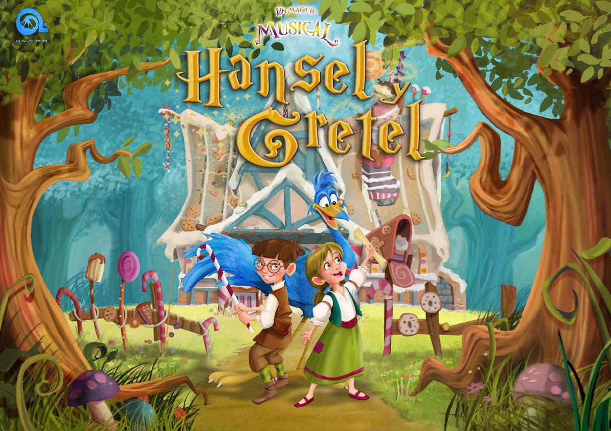 HANSEL Y GRETEL. Consorcio Gran Teatro de Cáceres