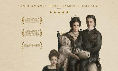 LA FAVORITA, The Favourite